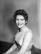 Ceili at Mansion House for Gael Linn..19/10/1958