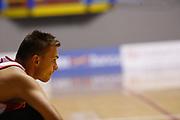 Stefano Tonut<br /> Raduno Nazionale Maschile Senior<br /> Allenamento pomeriggio<br /> Cagliari, 03/08/2017<br /> Foto Ciamillo-Castoria/ M. Brondi
