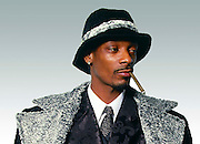 Snoop Dogg - American rapper, record producer, and actor.