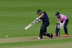 Ian Cockbain (capt) of Gloucestershire bats - Photo mandatory by-line: Dougie Allward/JMP - Mobile: 07966 386802 - 15/05/2015 - SPORT - Cricket - Bristol - Bristol County Ground - Gloucestershire County Cricket v Middlesex County Cricket - NatWest T20 Blast