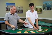 P1213-118 Tri-C partnership with the Ohio Casino Dealers School on Aug. 2, 2012.