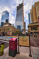 Calgary's City Centre (Stephen Avenue Walk & Centre Street)