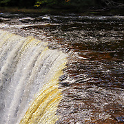 Upper and Lower Tahquamenon Falls in Michigan's Upper Peninsula!