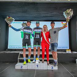 ENTER (NED) wielrennen:  <br />Tweede wedstrijd VIRO criteriumcup klassement.