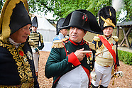 Napoleon's Last Headquarters Bicentennial Reconstitution of the Battle