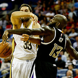 03-07-2016 Sacramento Kings at New Orleans Pelicans