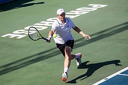 Andrey Golubev (KAZ) during ATP Challenger Zavarovalnica Sava Slovenia Open 2019, day 6, on August 14th 2019 in Sports centre, Portoroz/Portorose, Slovenia. Photo by Grega Valancic / Sportida