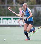 AMSTELVEEN -  Hannah Lemmens (Hurley) . Hoofdklasse competitie dames, Hurley-HDM (2-0) . FOTO KOEN SUYK