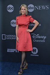 May 14, 2019 - New York, NY, USA - May 14, 2019  New York City..Mary Stuart Masterson attending Walt Disney Television Upfront presentation party arrivals at Tavern on the Green on May 14, 2019 in New York City. (Credit Image: © Kristin Callahan/Ace Pictures via ZUMA Press)