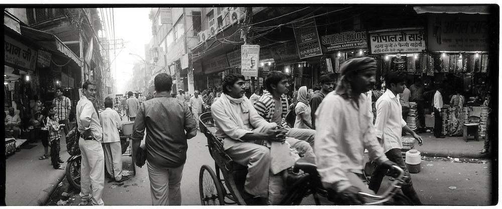 Old Delhi, India, November 2012