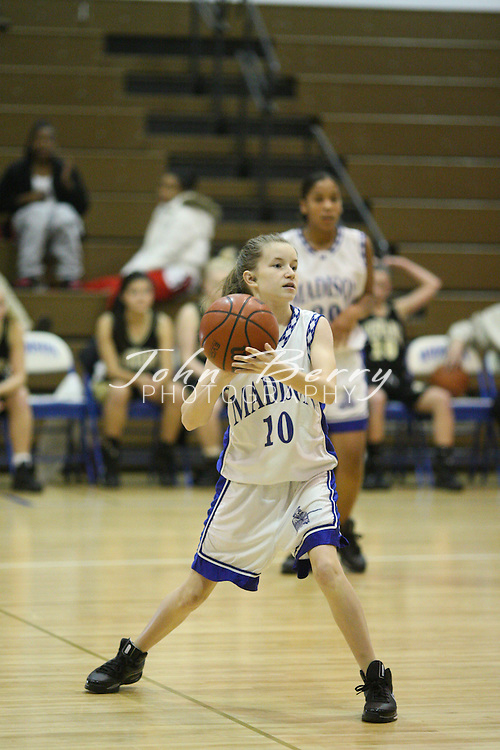 MCHS JV Girls Basketball.vs Monticello .12/20/2008