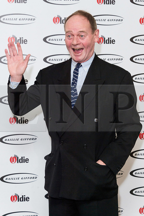 © Licensed to London News Pictures. 30/01/2018. London, UK. JOHN LLOYD attends The Oldie Of The Year Awards 2018 held at Simpsons In The Strand. Photo credit: Ray Tang/LNP