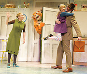 The Tiger Who Came To Tea<br />