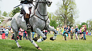 William Coleman (USA) and Tight Lines during the Rolex Kentucky 3-Day Event at the Kentucky Horse Park in Lexington, Kentucky, April 28, 2017.