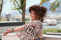 Angélique Litzenburger  at the photocall for the film Party Girl at the 67th Cannes Film Festival, Thursday 15th May 2014, Cannes, France.