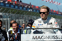 MAGNUSSEN kevin (dan) test driver mclaren honda mp430 ambiance portrait during 2015 Formula 1 championship at Melbourne, Australia Grand Prix, from March 13th to 15th. Photo DPPI / Eric Vargiolu.