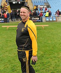 Lahardane Supporter Enda Coyne<br /> Pic Conor McKeown