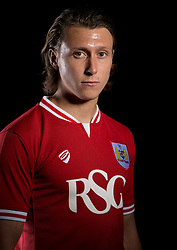 Bristol City's Luke Freeman  - Photo mandatory by-line: Joe Meredith/JMP - Mobile: 07966 386802 - 28/04/2015 - SPORT - Football - Bristol - SGS Wise Campus