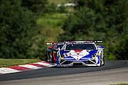 July 10-13, 2014: Canadian Tire Motorsport Park. #88 Stuart Davidson, GMG Racing, Lamborghini of Vancouver
