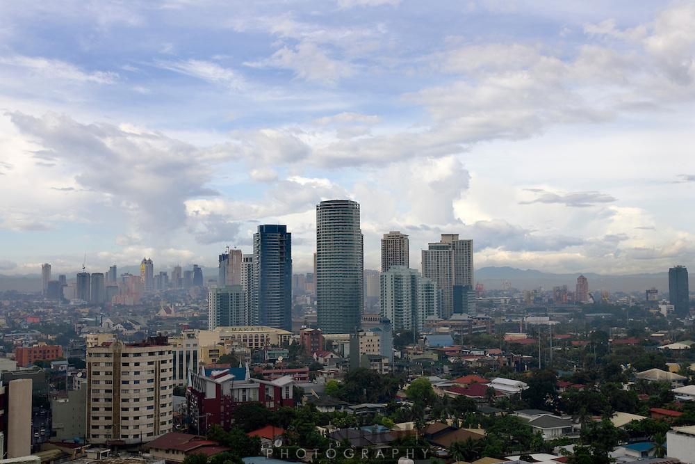 Manila, Philippines..photo by Jason Doiy.6-19-2008