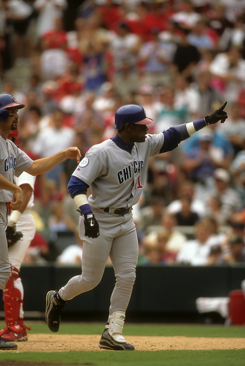 Chicago Cubs Sammy Sosa