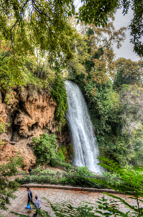 Waterfalls in Edessa