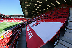 Charlton fans tribute to Keith Palmer - Mandatory by-line: Arron Gent/JMP - 14/09/2019 - FOOTBALL - The Valley - Charlton, London, England - Charlton Athletic v Birmingham City - Sky Bet Championship
