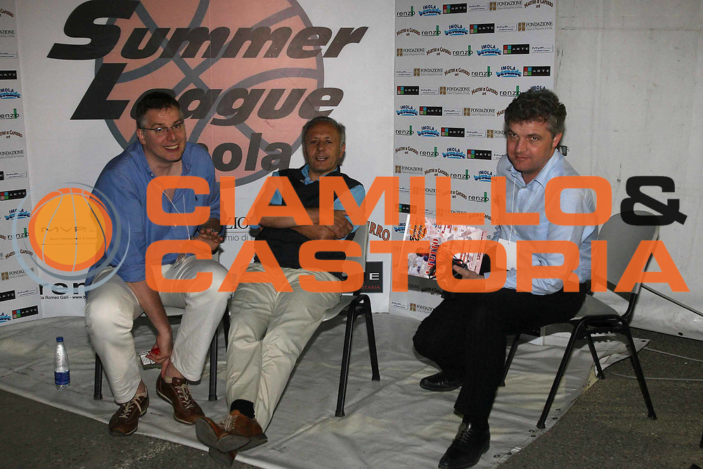 DESCRIZIONE : Imola Summer League Open 2008 <br /> GIOCATORE : Andrea Luchi Mauro Montini Diego Pastori<br /> SQUADRA : <br /> EVENTO : Summer League Open 2008 <br /> GARA : <br /> DATA : 19/06/2008 <br /> CATEGORIA : <br /> SPORT : Pallacanestro <br /> AUTORE : Agenzia Ciamillo-Castoria/M.Marchi <br /> Galleria : Lega Basket A1 2007-2008 <br /> Fotonotizia : Imola Summer League Open 2008 <br /> Predefinita :