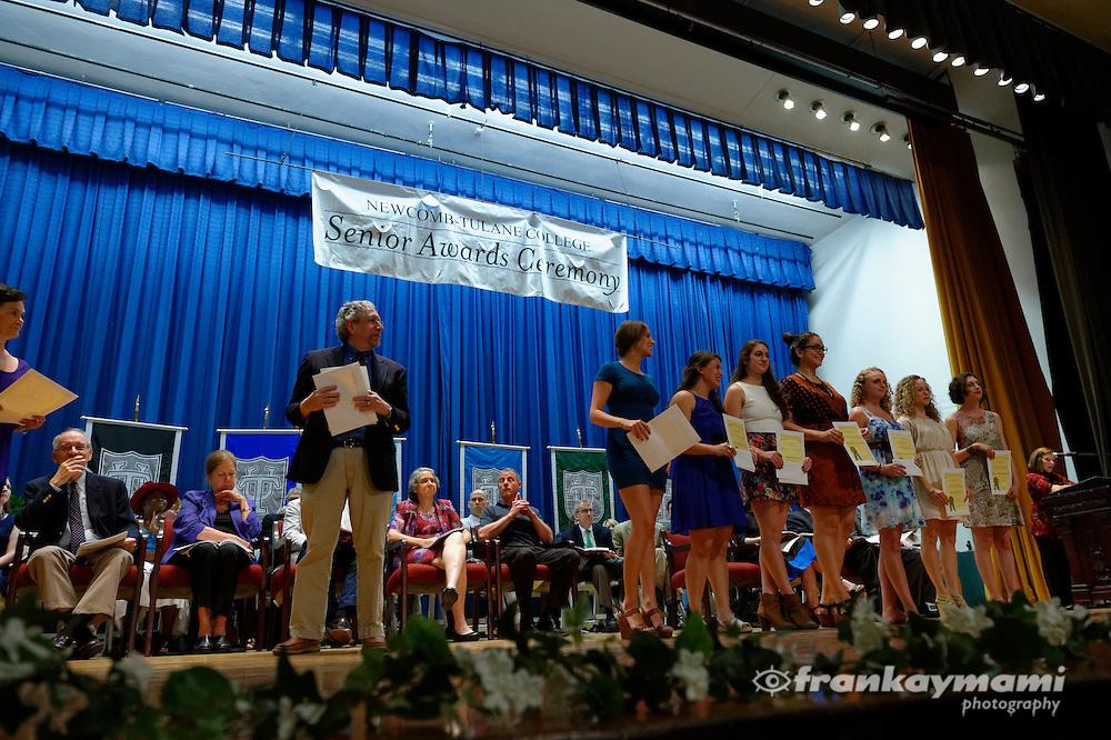 Tulane University Senior Awards Ceremony