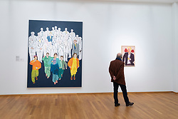 Bonn Petersberg Kabul by Exhibition by AD GERRITSEN at the Gemeentemuseum in The Hague, Den Haag, The Netherlands