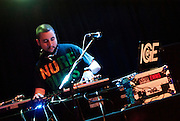 Masterful DJ Mahf on the decks for Steddy P, opening up for Raekwon at The Firebird in Saint Louis, Missouri.