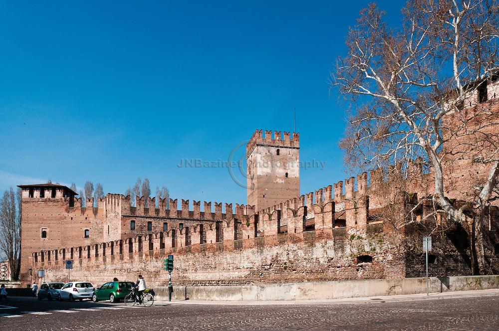Castelvecchio (old castle), Verona Italy