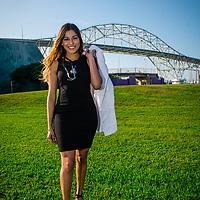 Tori Hinojosa Graduation