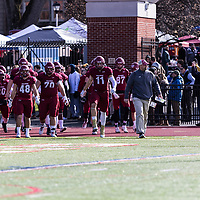Football: Muhlenberg College Mules vs. College at Brockport, State University of New York Golden Eagles