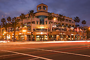 Downtown Huntington Beach Orange County, California