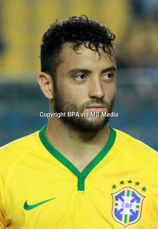 Fifa Men&acute;s Tournament - Olympic Games Rio 2016 - <br /> Brazil National Team - <br /> Felipe Anderson Pereira Gomes