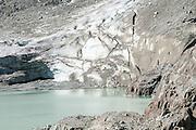 Gauligletscher und Gletschersee