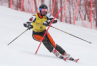 Master Slalom at Gunstock January 8, 2011