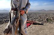 Overlooking Kabul, Afghanistan. 2002