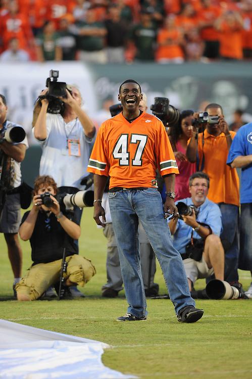 2010 Miami Hurricanes Football vs Florida A&M