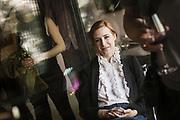 Deutschland, Berlin, <br /> Book Release Party von  Diana Kinnert Mai 2017 &quot;F&uuml;r die Zukunft sehe ich schwarz&quot; CDU Jugend