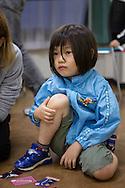 Akioshi Segawa. <br /> <br /> Hinan Mama Net, är en stödgrupp för mammor som har evakuerat från Fukushima prefekturen till Tokyo. Gruppen startades av Rika Mashiko.