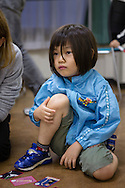 Akioshi Segawa. <br /> <br /> Hinan Mama Net, &auml;r en st&ouml;dgrupp f&ouml;r mammor som har evakuerat fr&aring;n Fukushima prefekturen till Tokyo. Gruppen startades av Rika Mashiko.