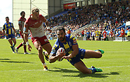 Warrington Wolves v Catalans Dragons 120817