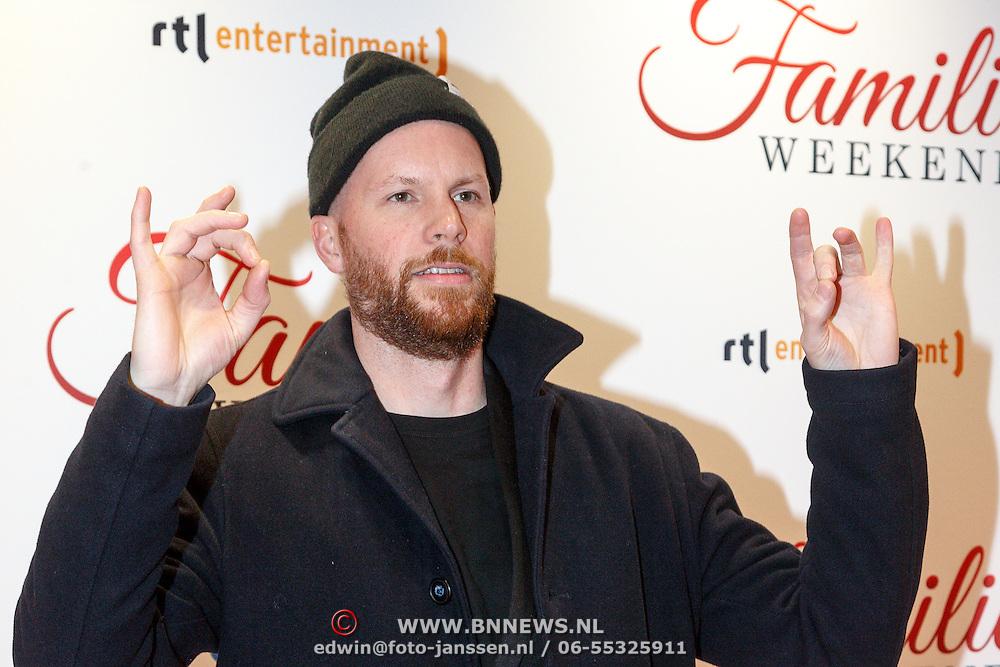 NLD/Amsterdam/20160216 - Filmpremiere Familieweekend, Steffen Haars