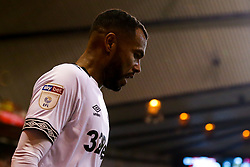 Richard Keogh of Derby County - Mandatory by-line: Robbie Stephenson/JMP - 25/02/2019 - FOOTBALL - The City Ground - Nottingham, England - Nottingham Forest v Derby County - Sky Bet Championship