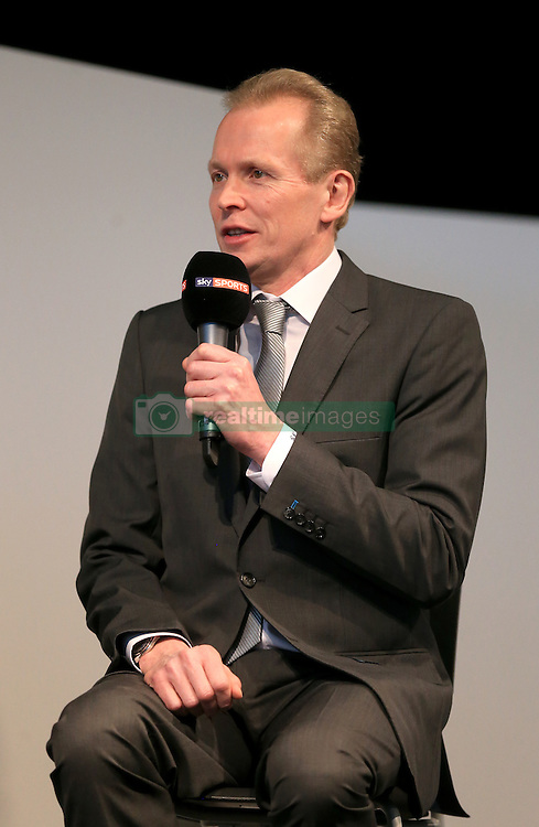 Sahara Force India F1 Team Technical Director Andrew Green during the Force India 2017 Car Launch at Silverstone, Towcester. PRESS ASSOCIATION Photo. Picture date: Wednesday February 22, 2017. See PA story AUTO Force India. Photo credit should read: Nigel French/PA Wire. RESTRICTIONS: Editorial use only. Commercial use with prior consent from teams.