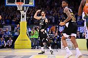 Riccardo Moraschini of Happy Casa Brindisi   <br /> Banco di Sardegna Sassari - Happy Casa Brindisi<br /> Postemobile Final Eight 2019 Zurich Connect<br /> Basket Serie A LBA 2018/2019<br /> FIRENZE, ITALY - 16 February 2019<br /> Foto Mattia Ozbot / Ciamillo-Castoria