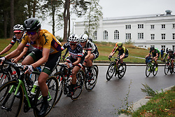 Coryn Rivera (USA) on the final lap at Ladies Tour of Norway 2018 Stage 2, a 127.7 km road race from Fredrikstad to Sarpsborg, Norway on August 18, 2018. Photo by Sean Robinson/velofocus.com