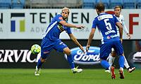 Fotball , 26. juli 2020 , Eliteserien , Sandefjord vs Mjøndalen<br /> <br /> <br /> Lars Grorud